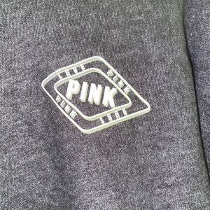 PINK Jackets & Coats - PINK cropped hoodie